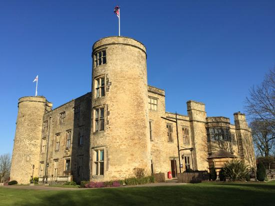 Darlington's Only Castle - Walworth Castle Hotel