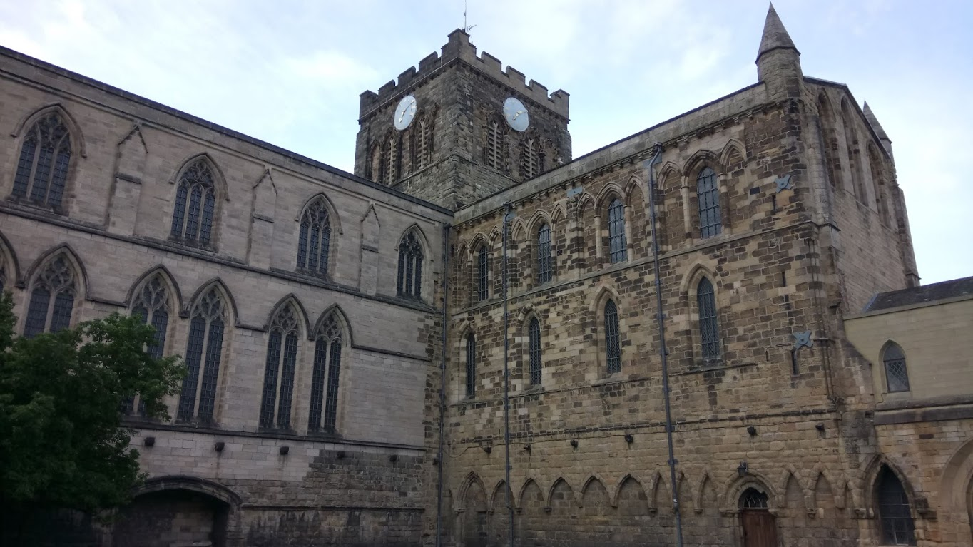 Hexham Abbey celebration venue